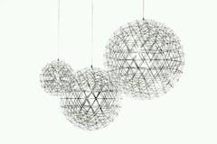 Raimond Medium Suspension Lamp by Raimond Puts for Moooi