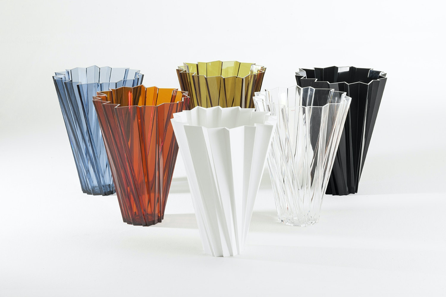 Shanghai Vase by Mario Bellini for Kartell