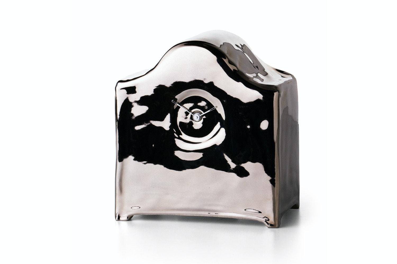 Soft Clock Silver by Kiki van Eijk for Moooi
