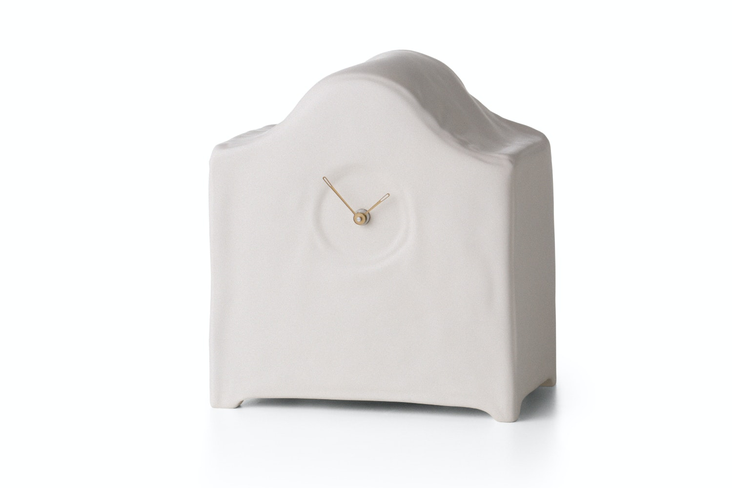 Soft Clock White by Kiki van Eijk for Moooi