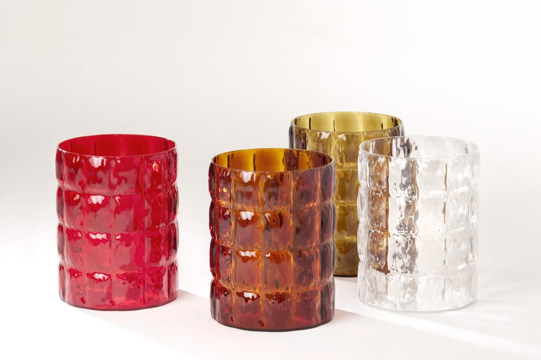 Matelasse Vase by Patricia Urquiola for Kartell