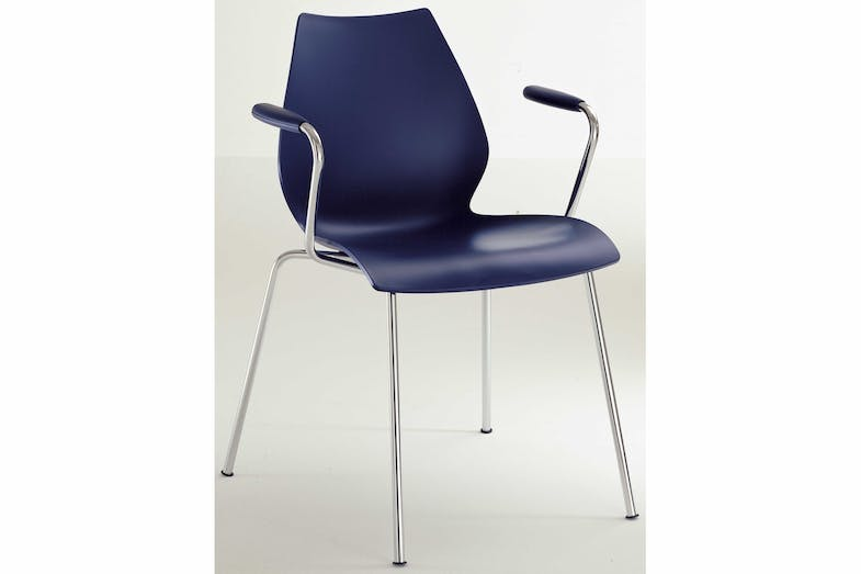 Maui Chair with Arms by Vico Magistretti for Kartell