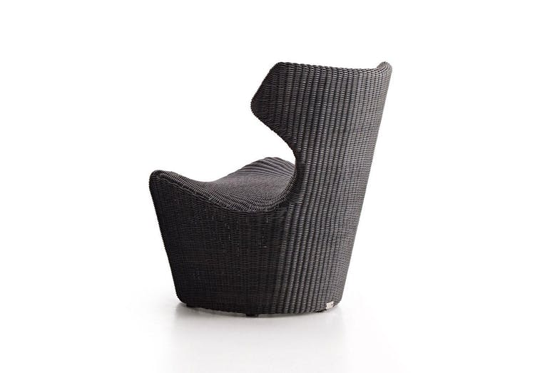 Piccola Papilio Outdoor Armchair by Naoto Fukasawa for B&B Italia