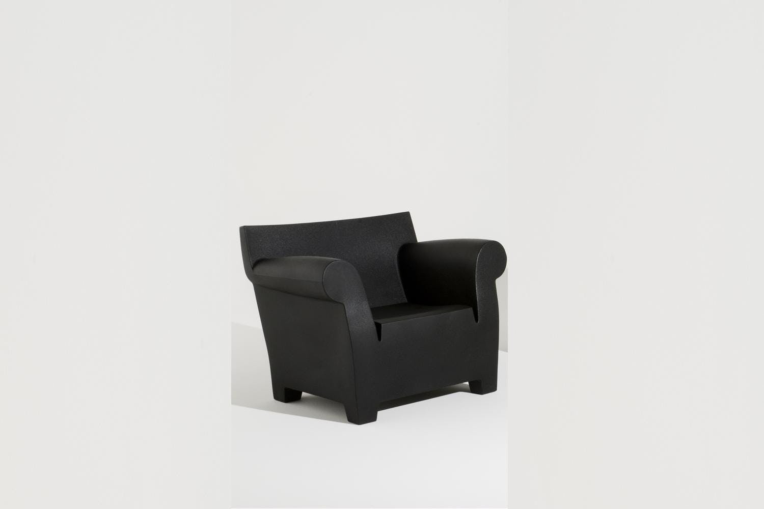 bubble club armchair by philippe starck for kartell space furniture