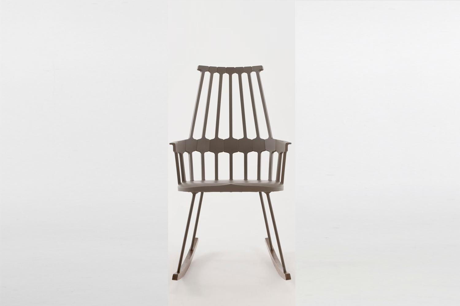 Comback Rocking Chair by Patricia Urquiola for Kartell