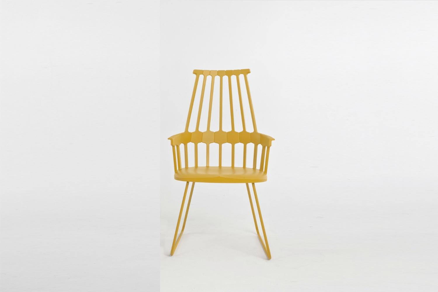 Comback Sled Chair by Patricia Urquiola for Kartell