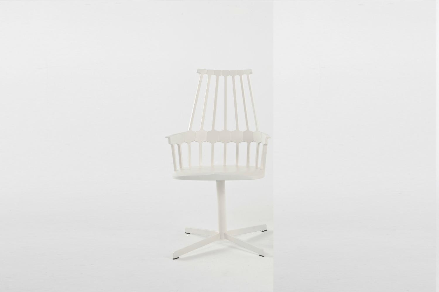 Comback Swivel Chair by Patricia Urquiola for Kartell