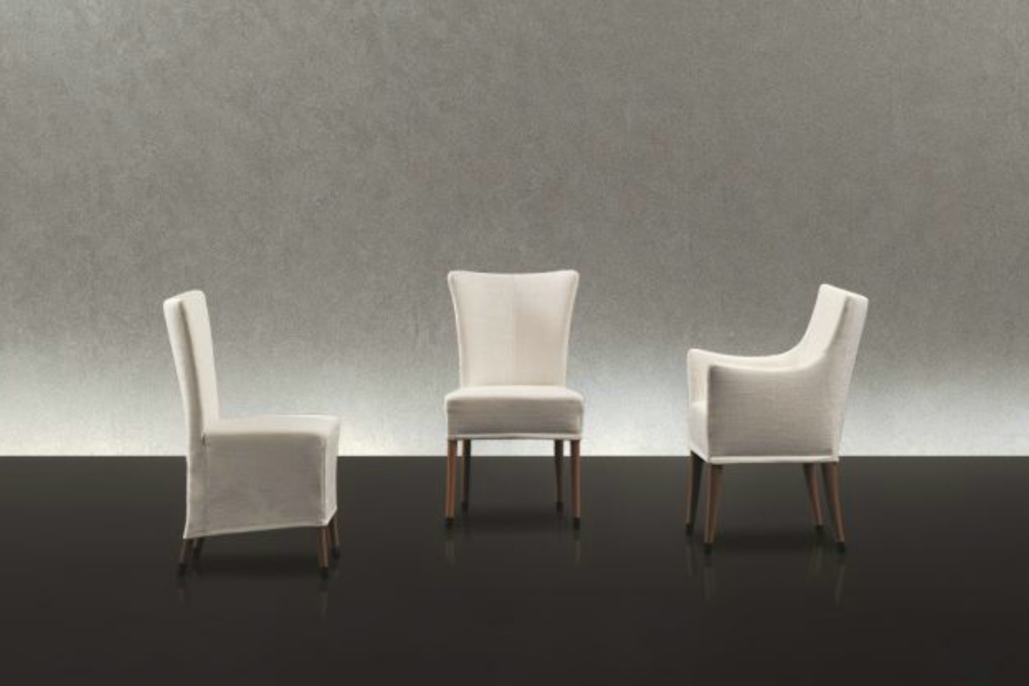 Giorgina Chair by Antonello Mosca for Giorgetti