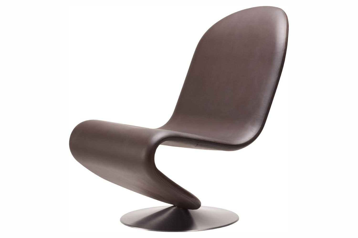 System 1-2-3 Lounge Chair Standard by Verner Panton for Verpan
