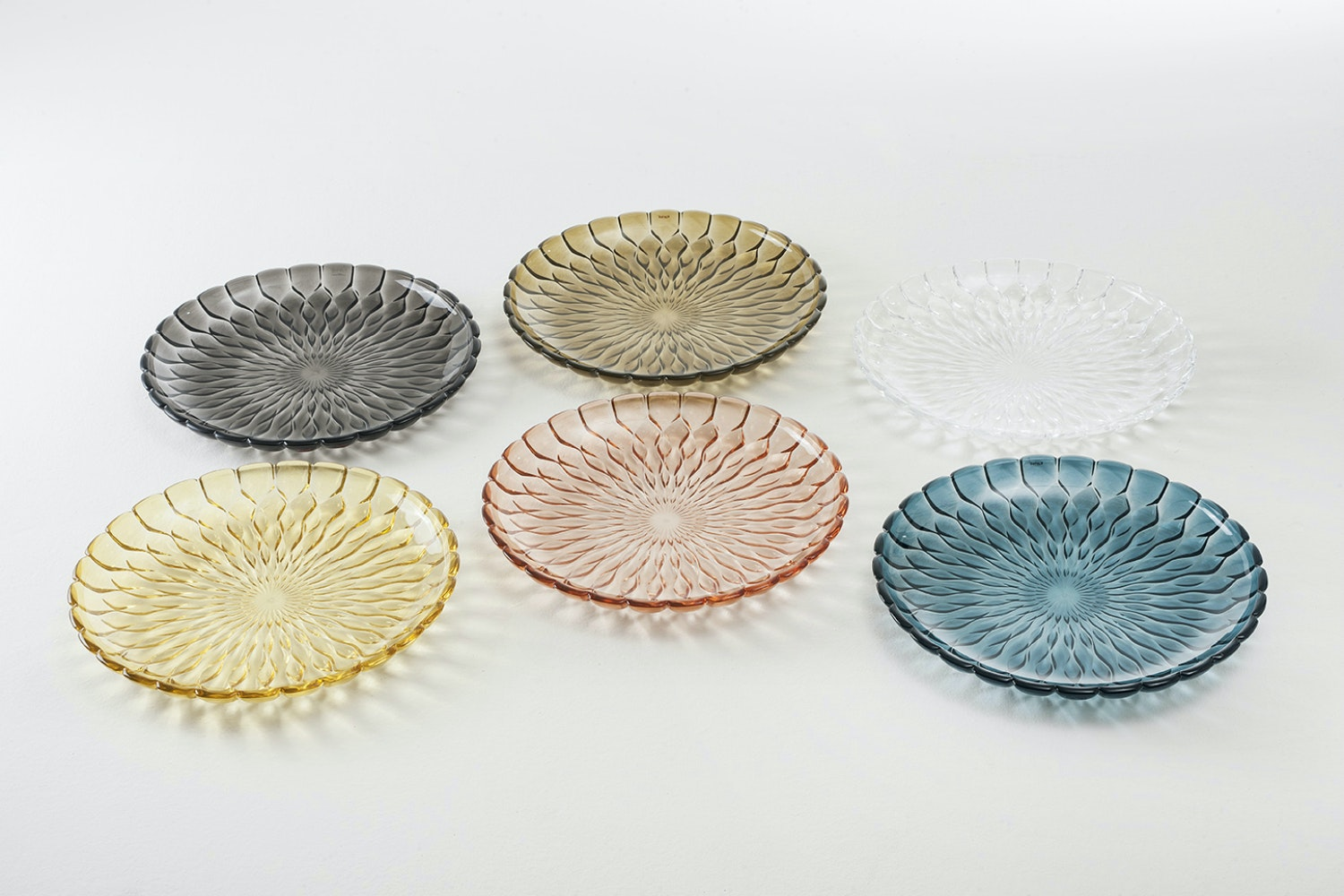 Jelly Plate by Patricia Urquiola for Kartell