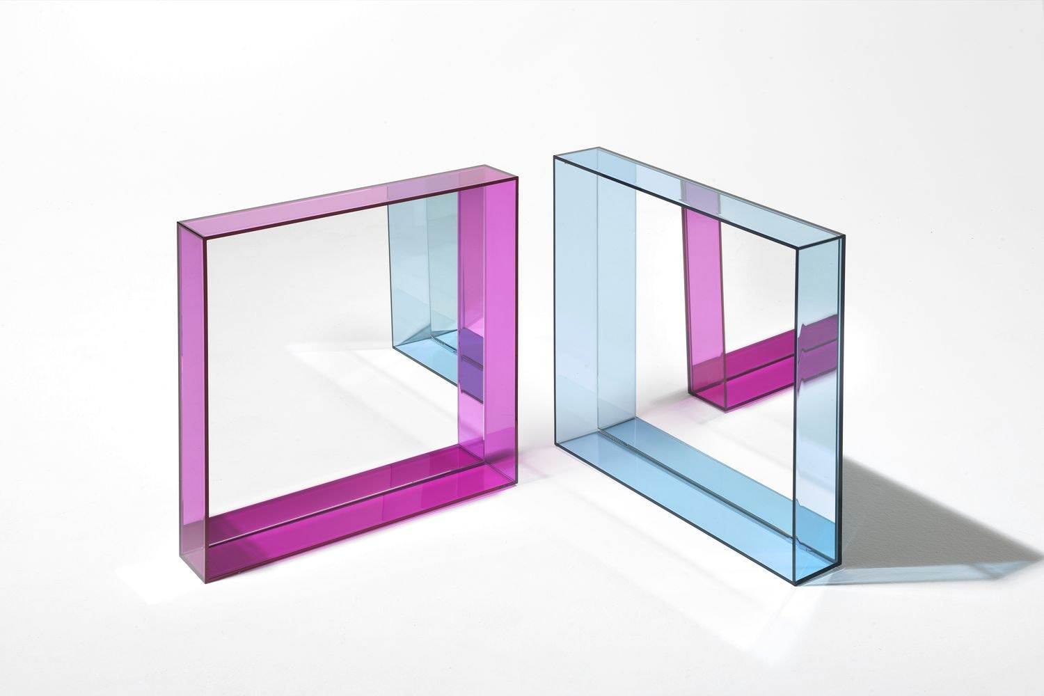 Only Me Small Mirror by Philippe Starck for Kartell