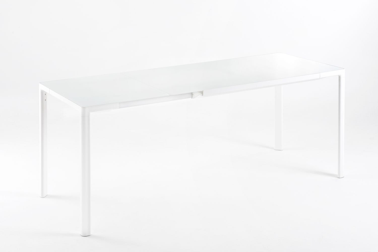 Zooom Extension Small Table by Piero Lissoni for Kartell