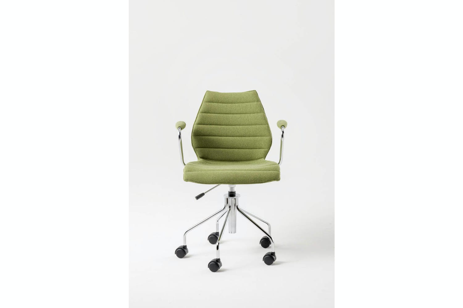 Maui soft office chair tribute to vico magistretti for kartell space furniture