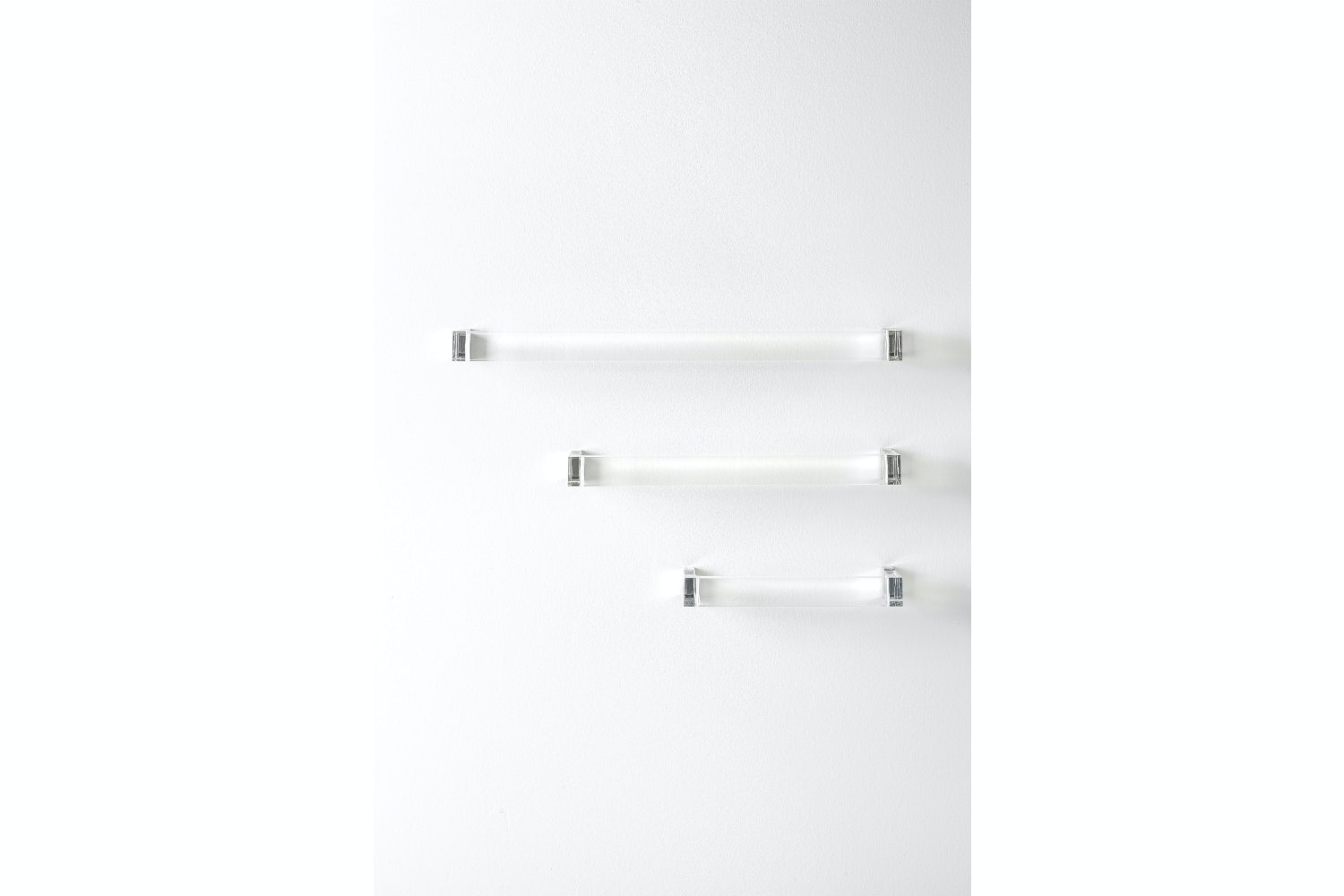 Rail Medium Towel Rack by Ludovica & Roberto Palomba for Kartell