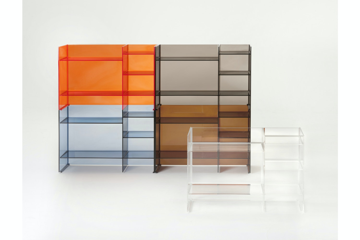 Sound-Rack Cabinet by Ludovica & Roberto Palomba for Kartell