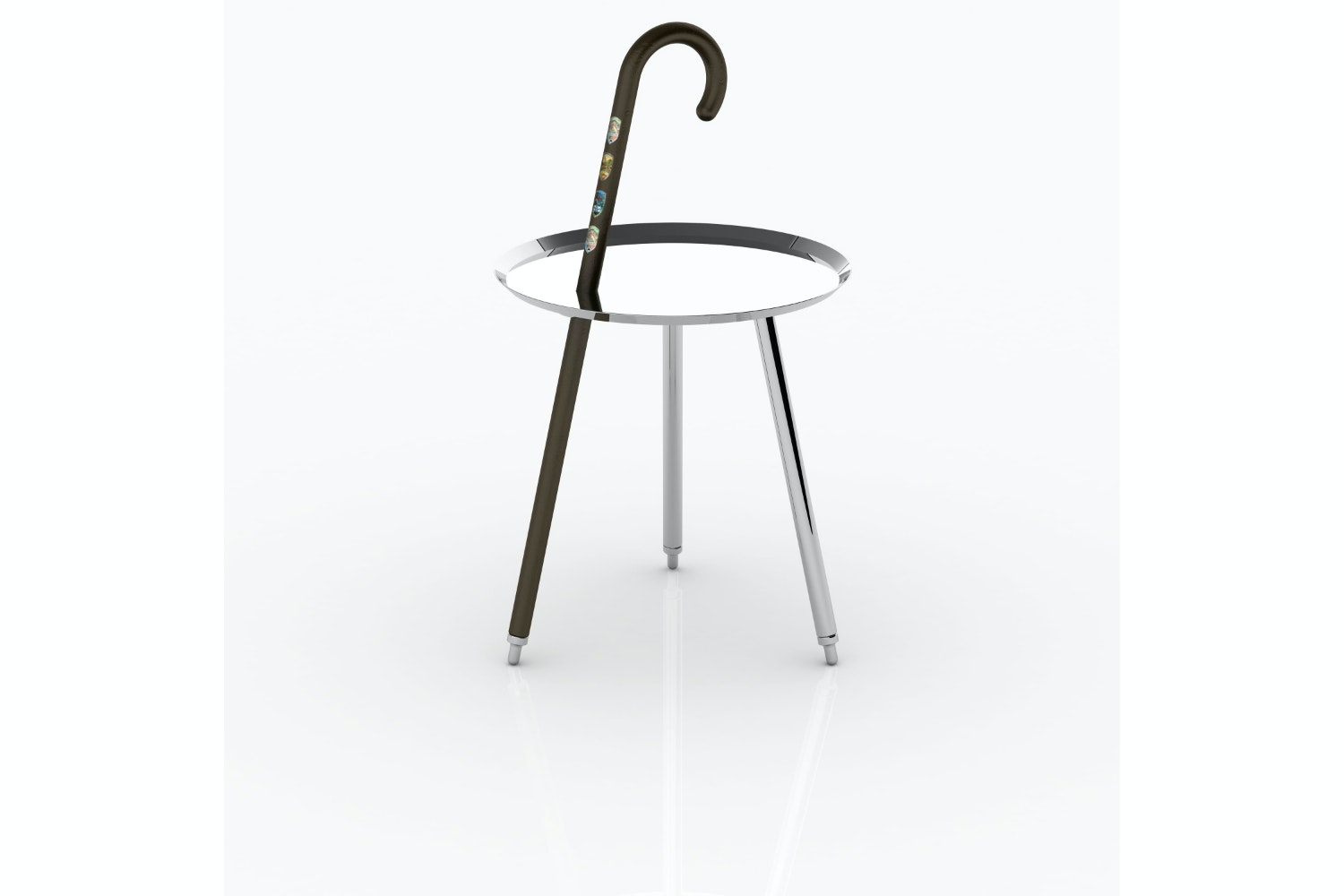 Urbanhike Side Table by Marcel Wanders for Moooi
