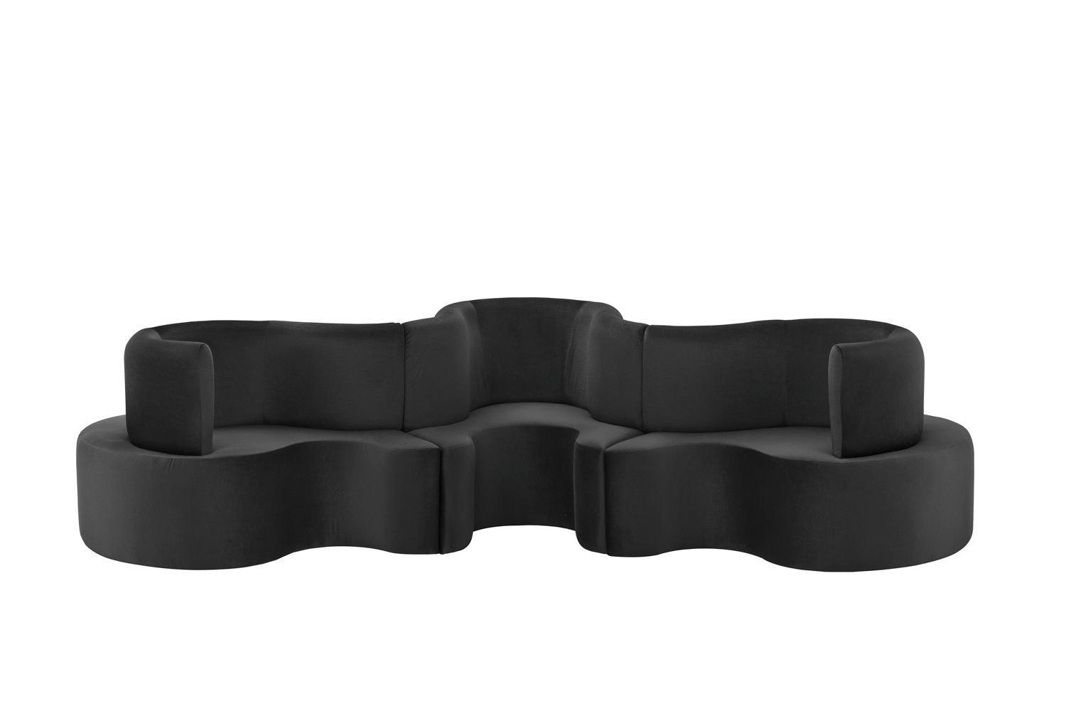 Cloverleaf Sofa - 3 Units by Verner Panton for Verpan