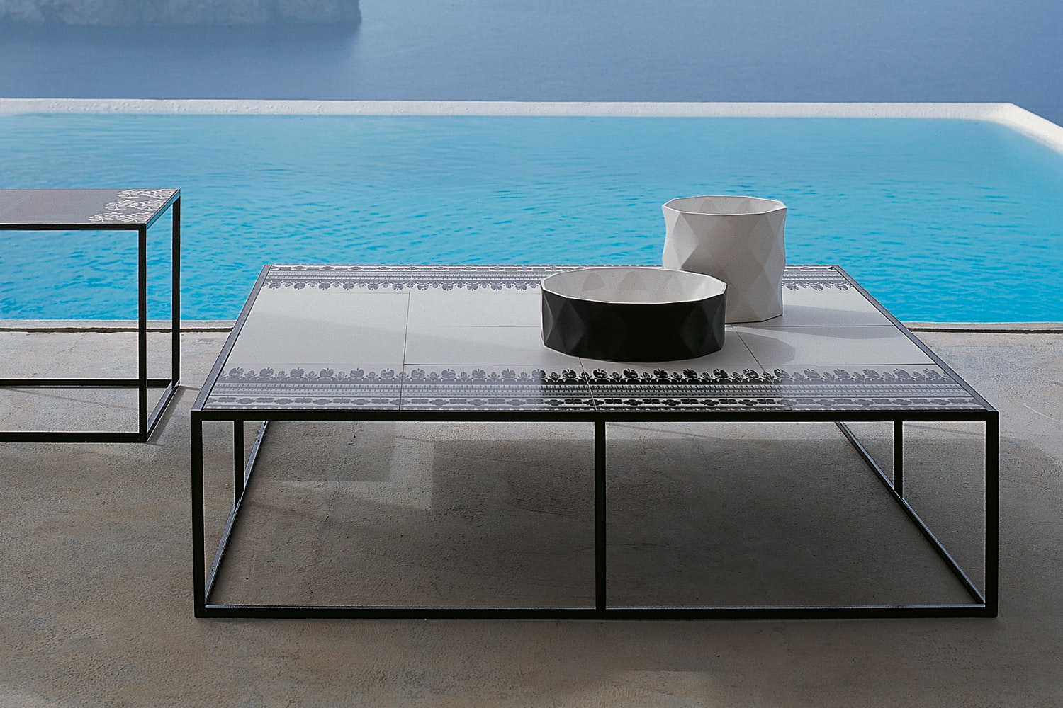 Canasta Coffee Table by Patricia Urquiola for B&B Italia