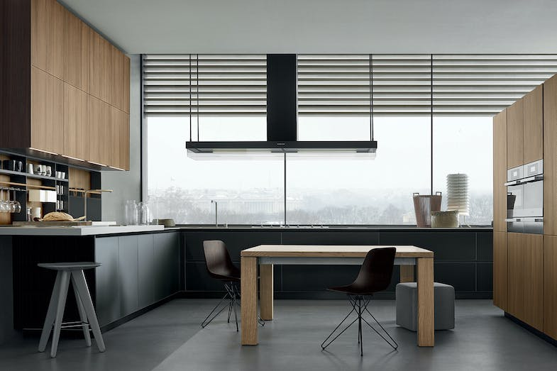 Twelve Kitchen by Carlo Colombo for Poliform