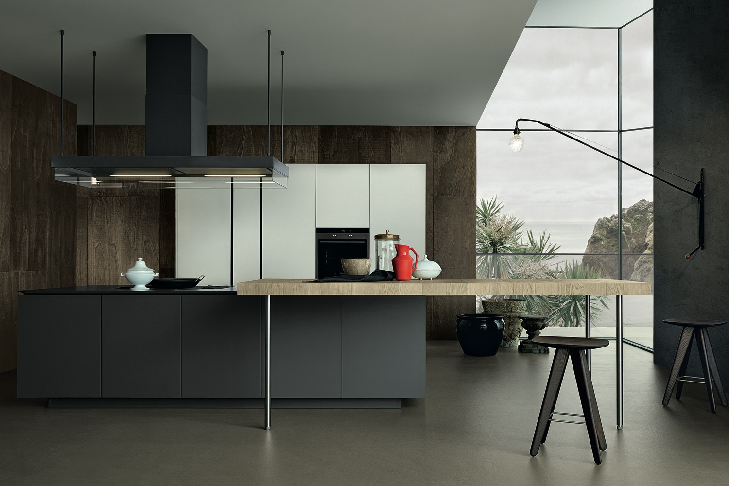 Artex Kitchen by Poliform