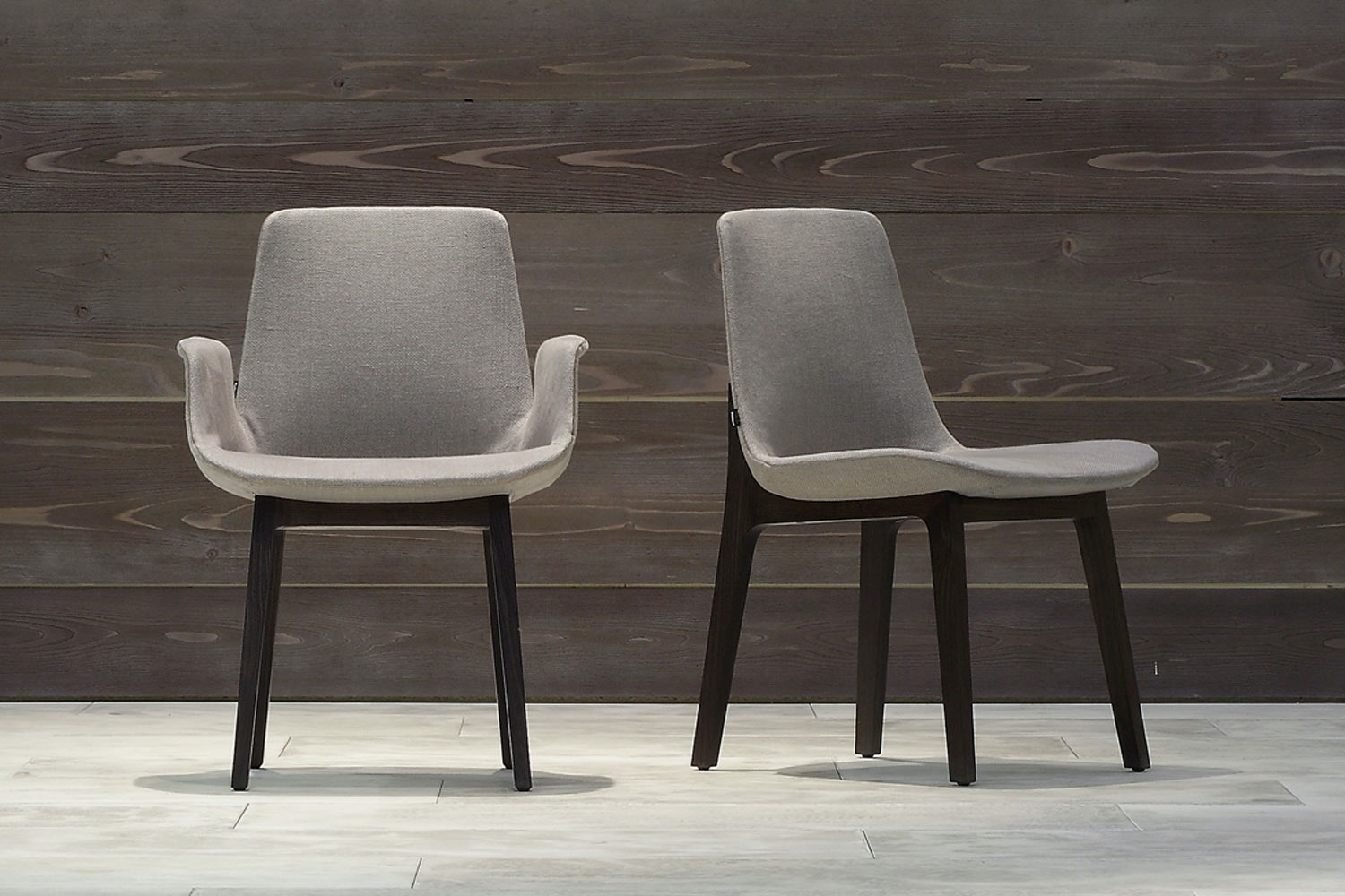 Ventura Chair By Jean Marie Massaud For Poliform Space