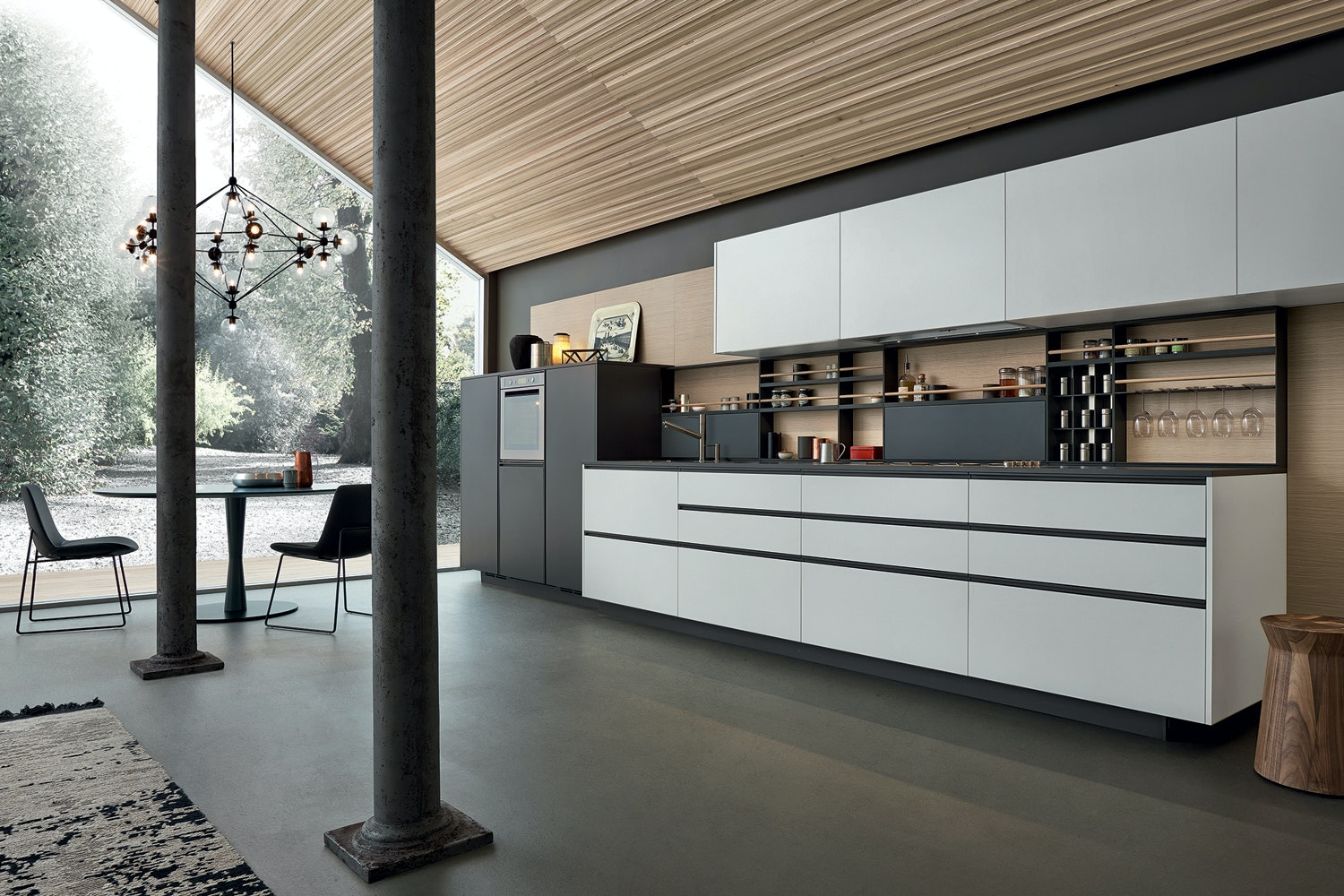 My Planet Kitchen by Poliform