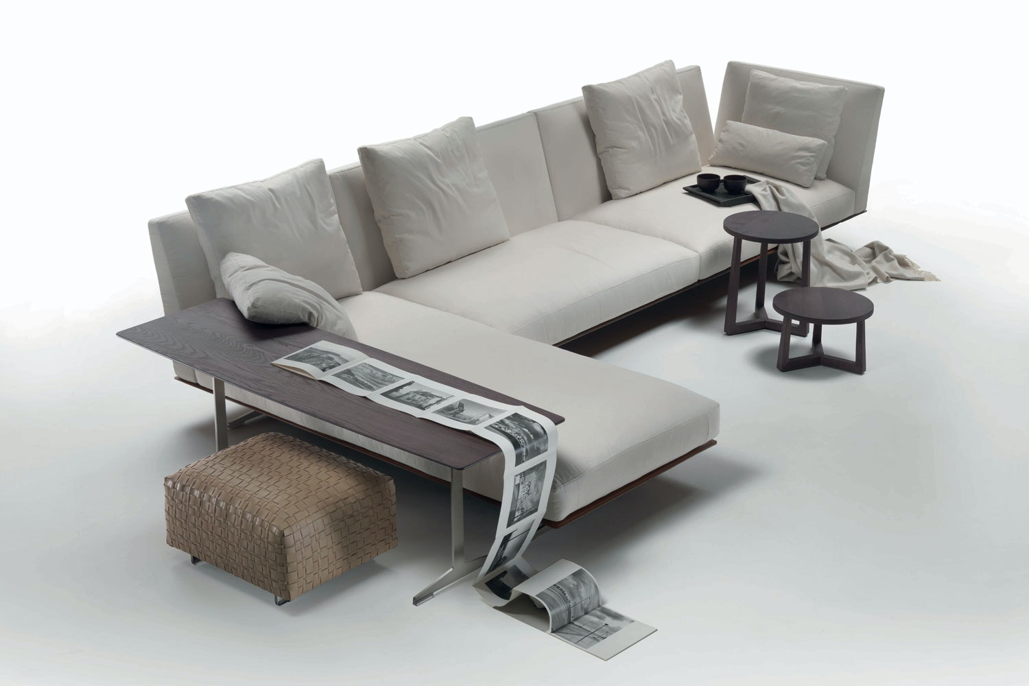 Evergreen sofa