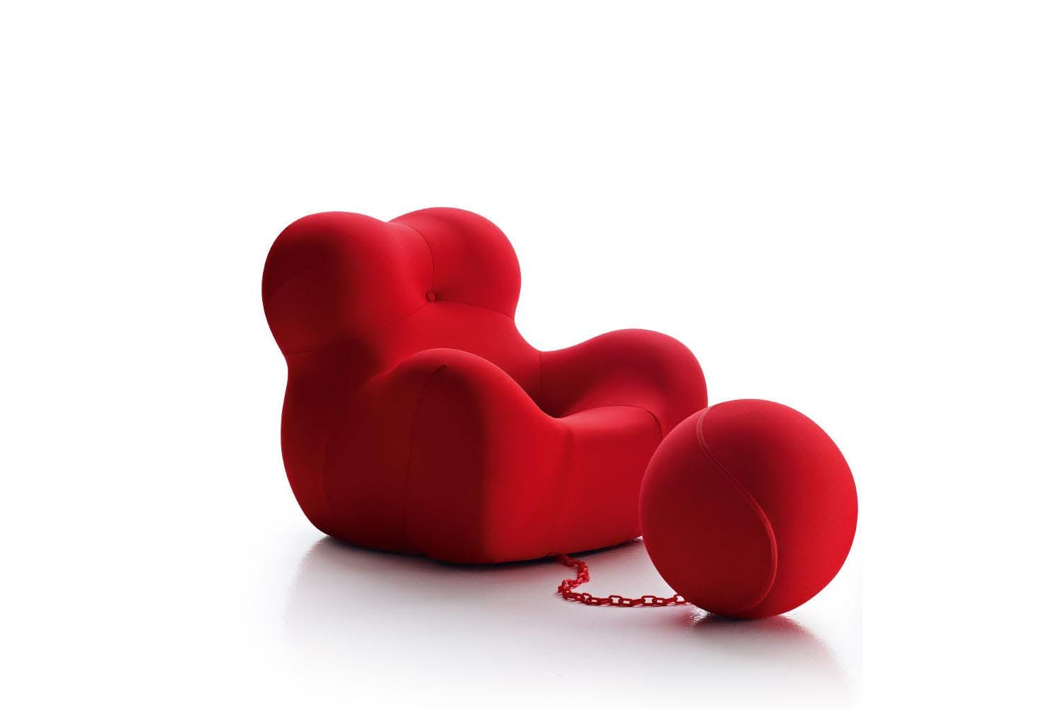 up junior upj armchair by gaetano pesce for b b italia. Black Bedroom Furniture Sets. Home Design Ideas