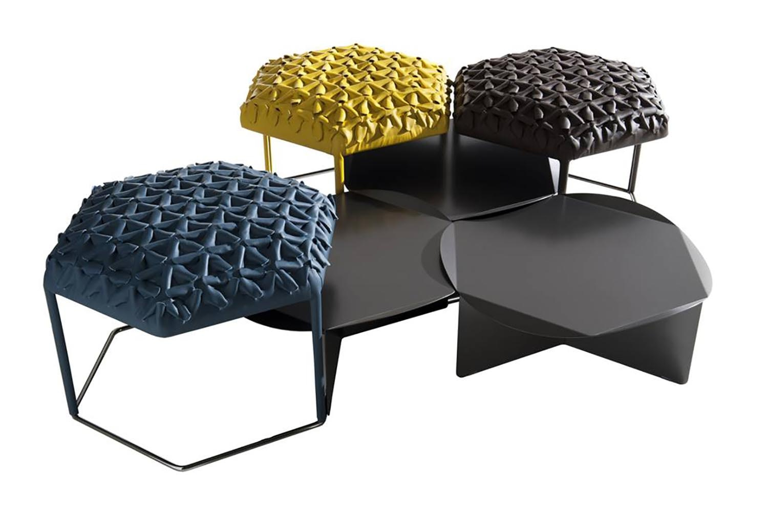 Hive by Atelier Oi for B&B Italia  Space Furniture