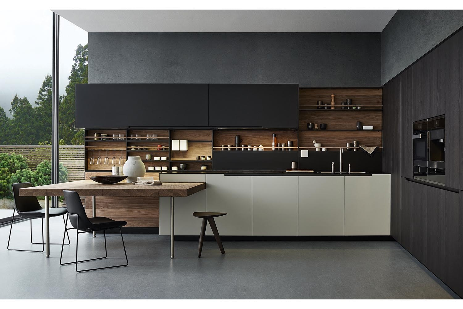 Phoenix Kitchen by CR&S Varenna for Varenna