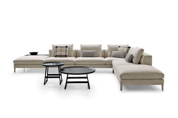 370b9a419cdb0 Dives Sofa by Antonio Citterio for Maxalto