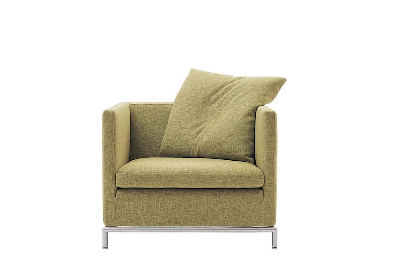George Armchair by Antonio Citterio for B&B Italia