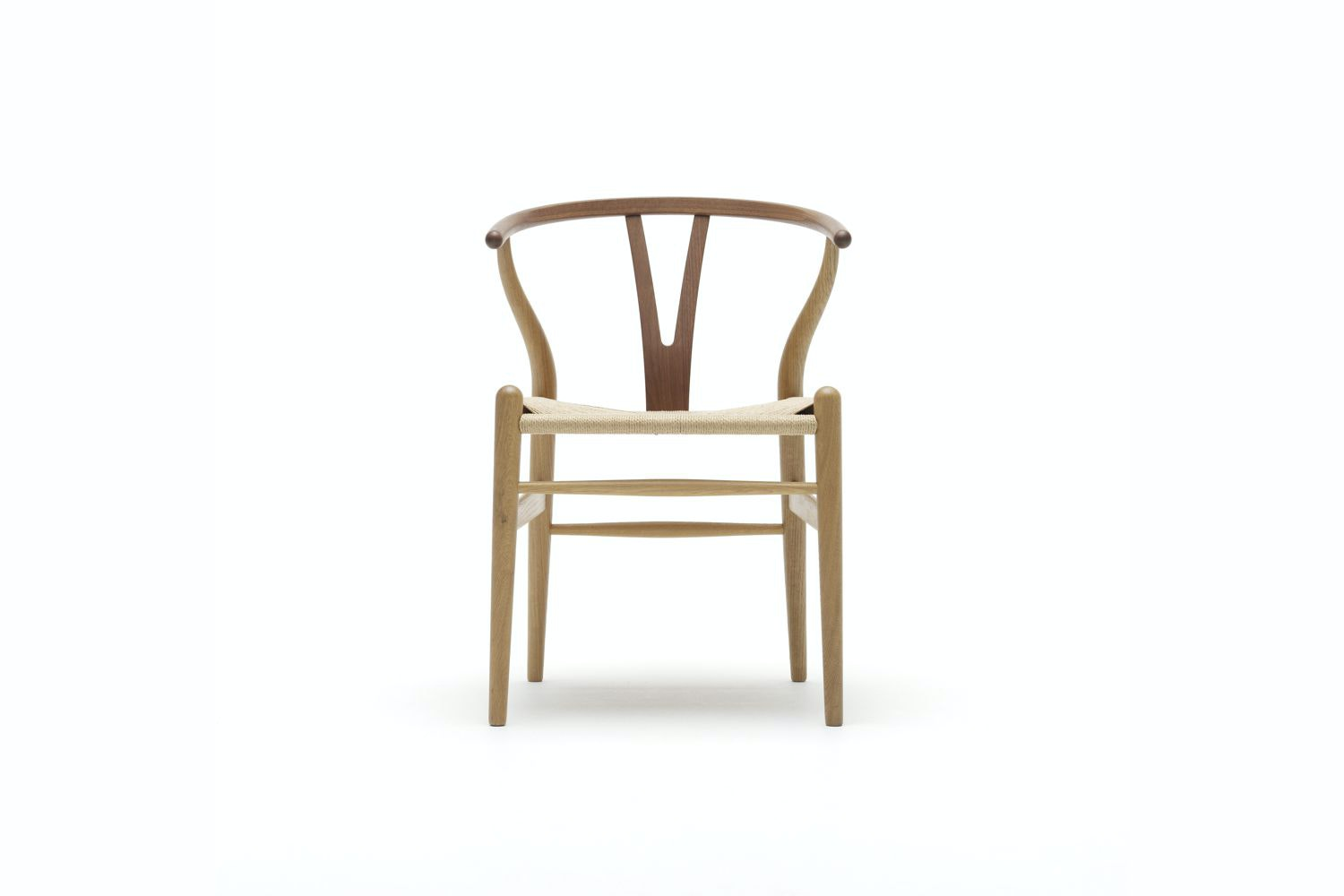 CH24 Wishbone Chair Mix by Hans J. Wegner for Carl Hansen & Son