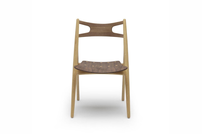 CH29T Sawbuck Chair Mix by Hans J. Wegner for Carl Hansen & Son