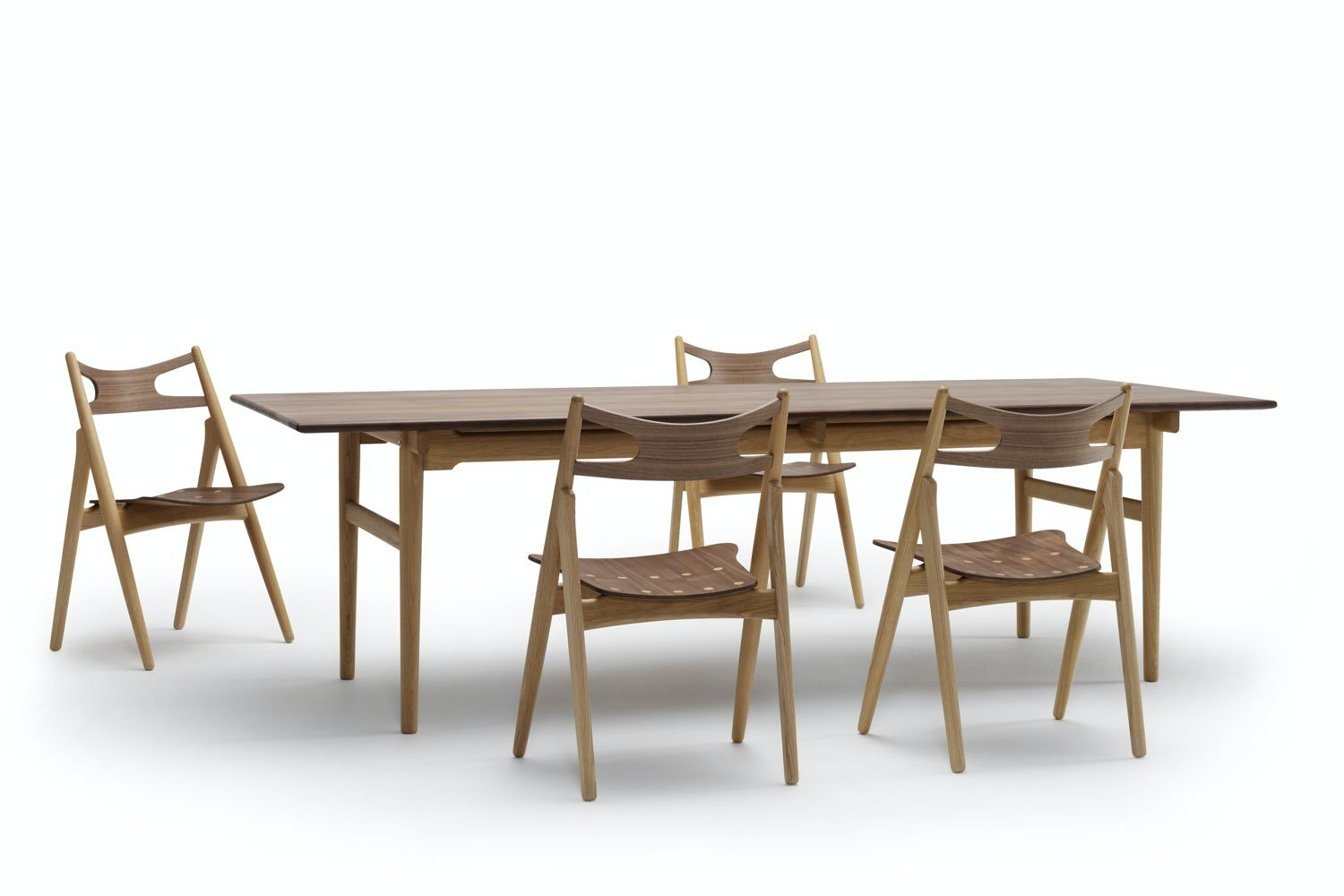 CH327 Mix by Hans J. Wegner for Carl Hansen & Son
