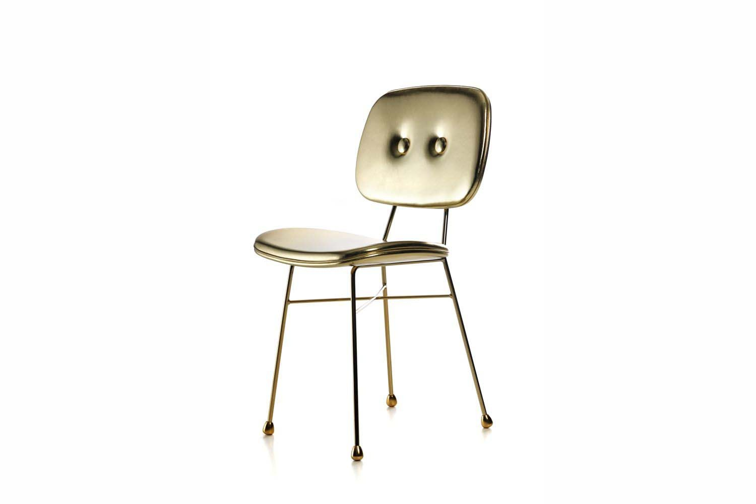Golden Chair by Nika Zupanc for Moooi