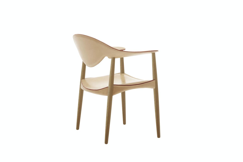 LM92 Metropolitan Chair by Larsen & Bender Madsen for Carl Hansen & Son