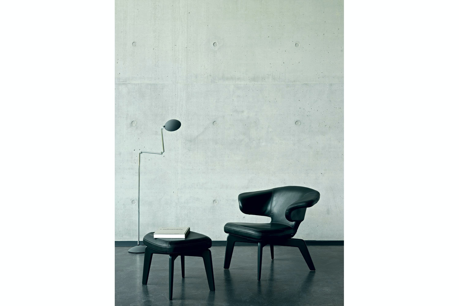 Munich Lounge Chair by Sauerbruch Hutton for ClassiCon