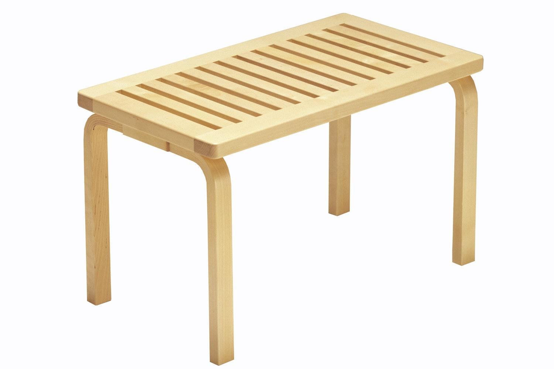 153B Bench by Alvar Aalto for Artek
