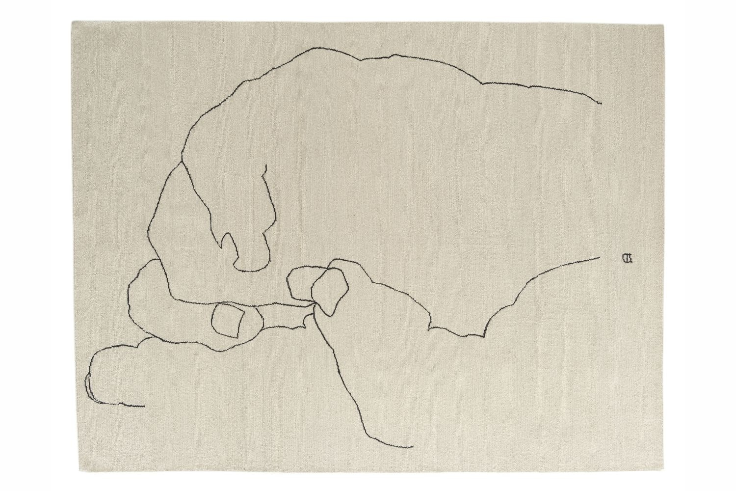 Mano 1993 by Eduardo Chillida for Nani Marquina