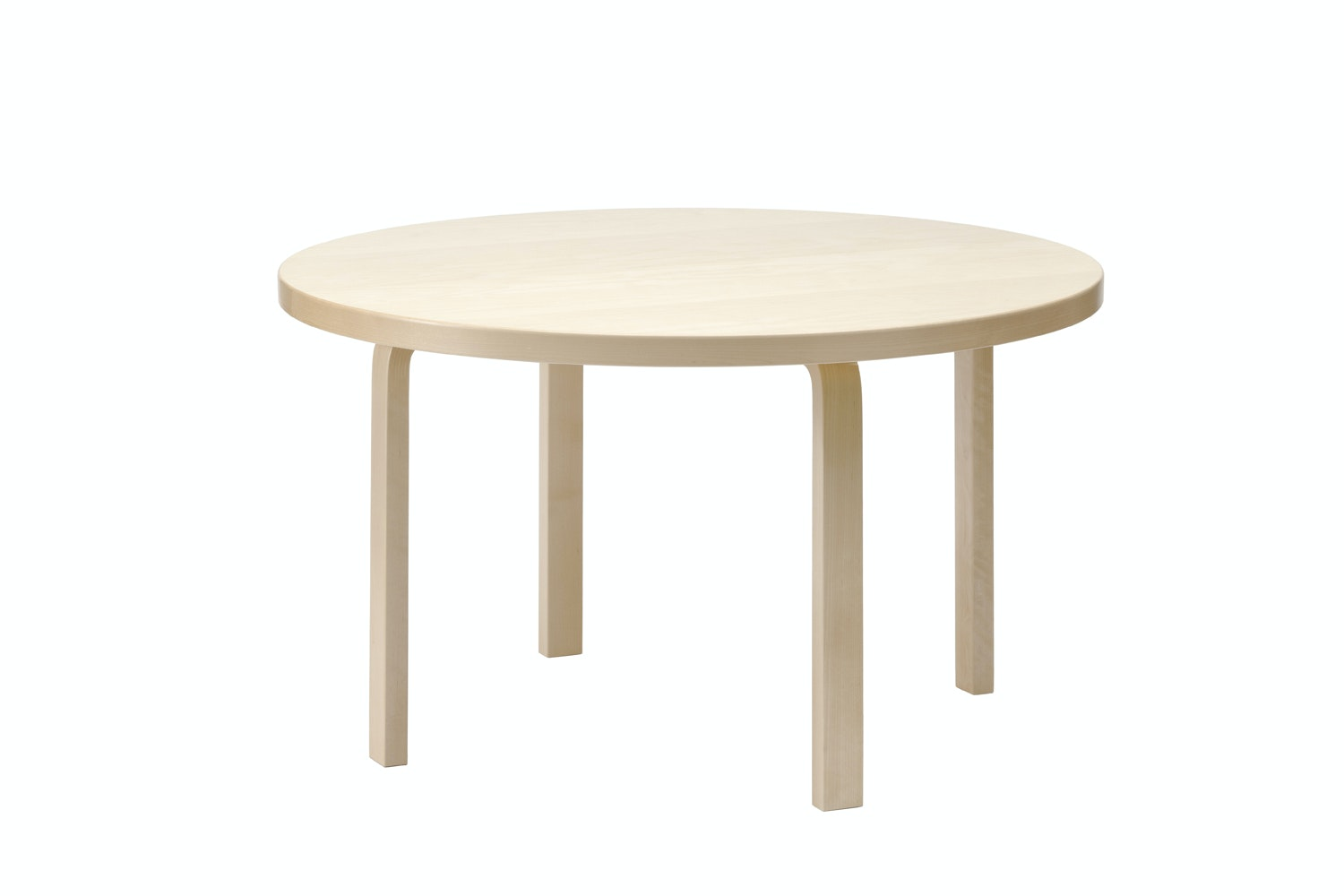 91 Table by Alvar Aalto for Artek