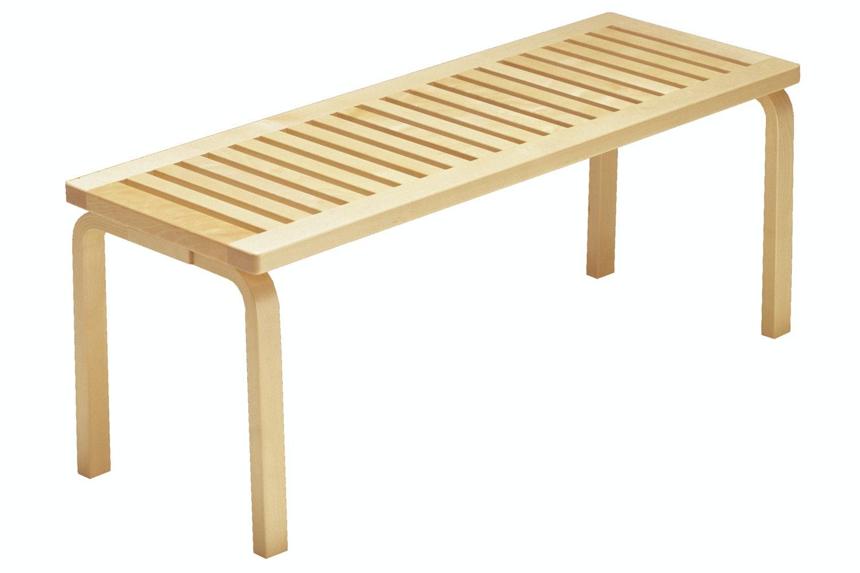 153A Bench by Alvar Aalto for Artek