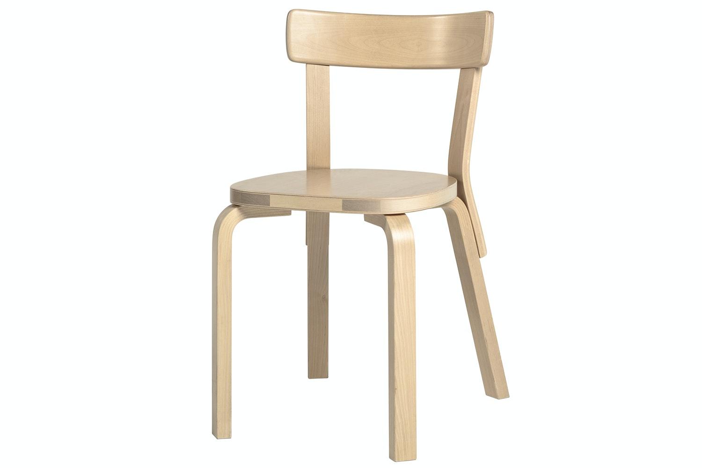 69 Chair by Alvar Aalto for Artek