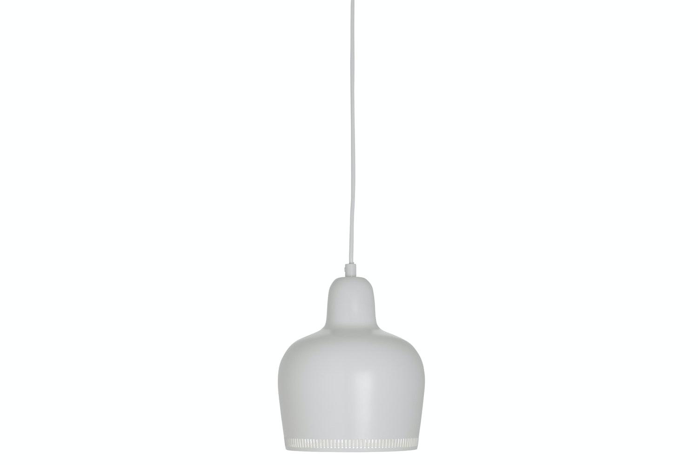 """A330S Pendant Lamp """"Golden Bell"""" by Alvar Aalto for Artek"""