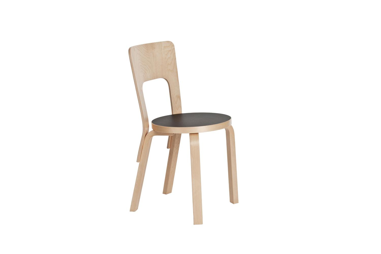 66 Chair by Alvar Aalto for Artek