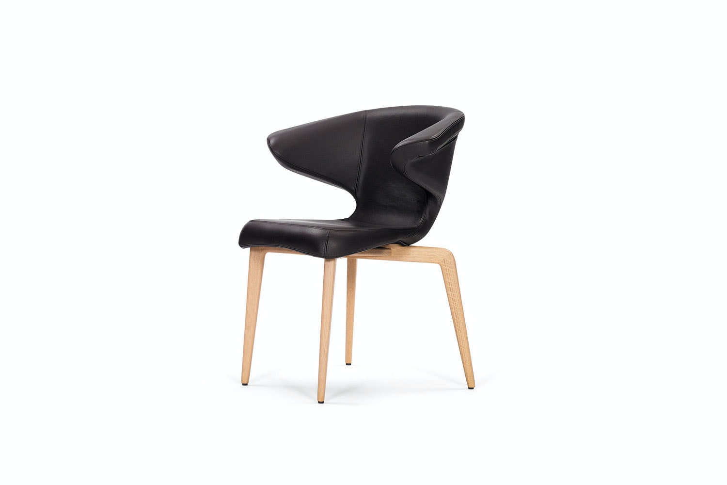Munich Armchair by Sauerbruch Hutton for ClassiCon