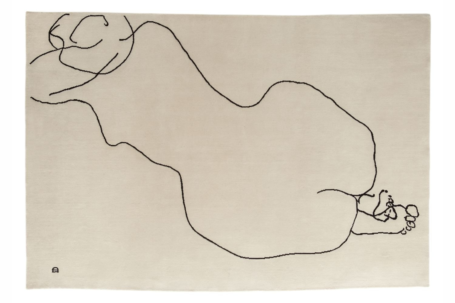 Figura Humana 1948 by Eduardo Chillida for Nani Marquina