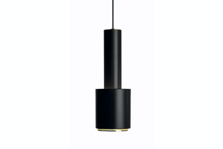 """A110 Pendant Lamp """"Hand Grenade"""" by Alvar Aalto for Artek"""