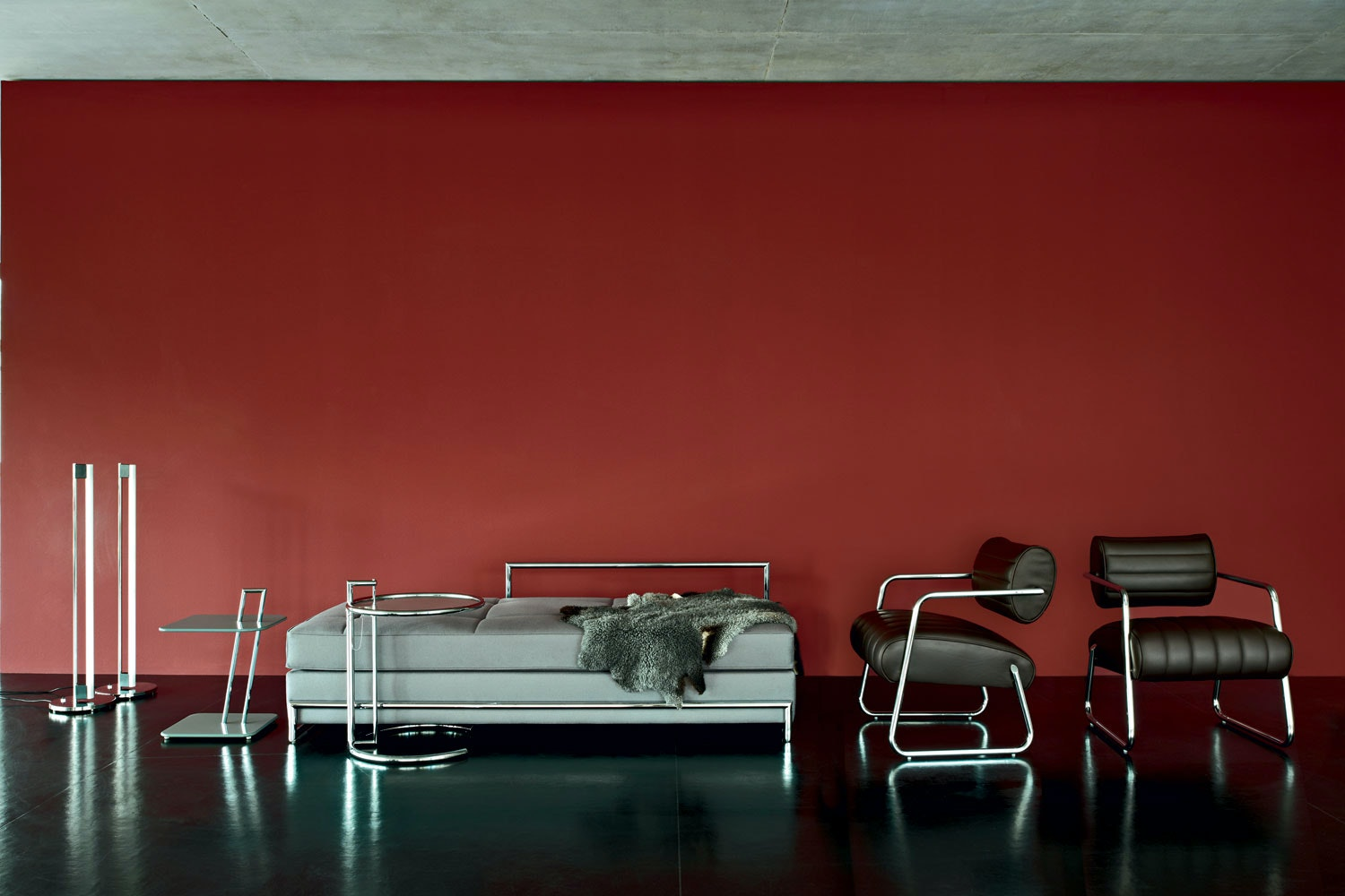 Day Bed by Eileen Gray for ClassiCon