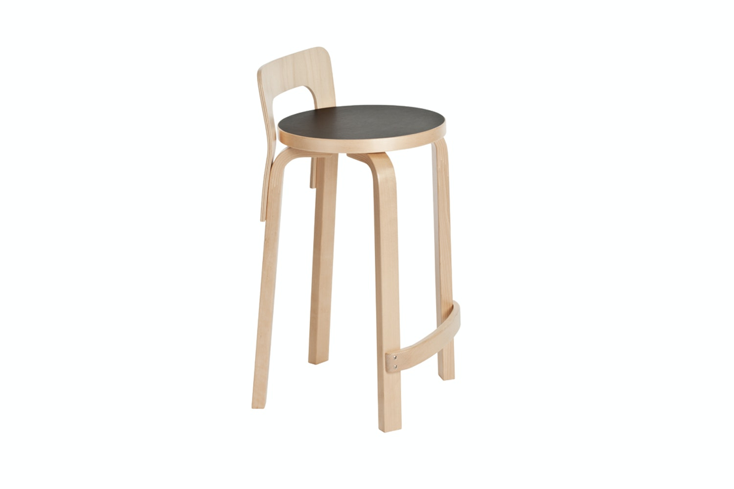 K65 High Chair by Alvar Aalto for Artek